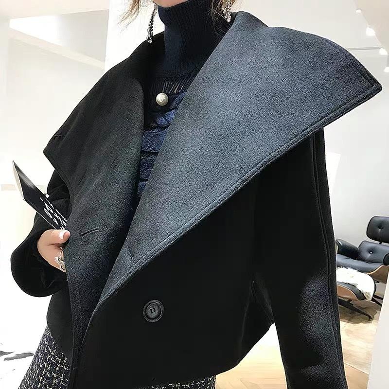 big collar jacket
