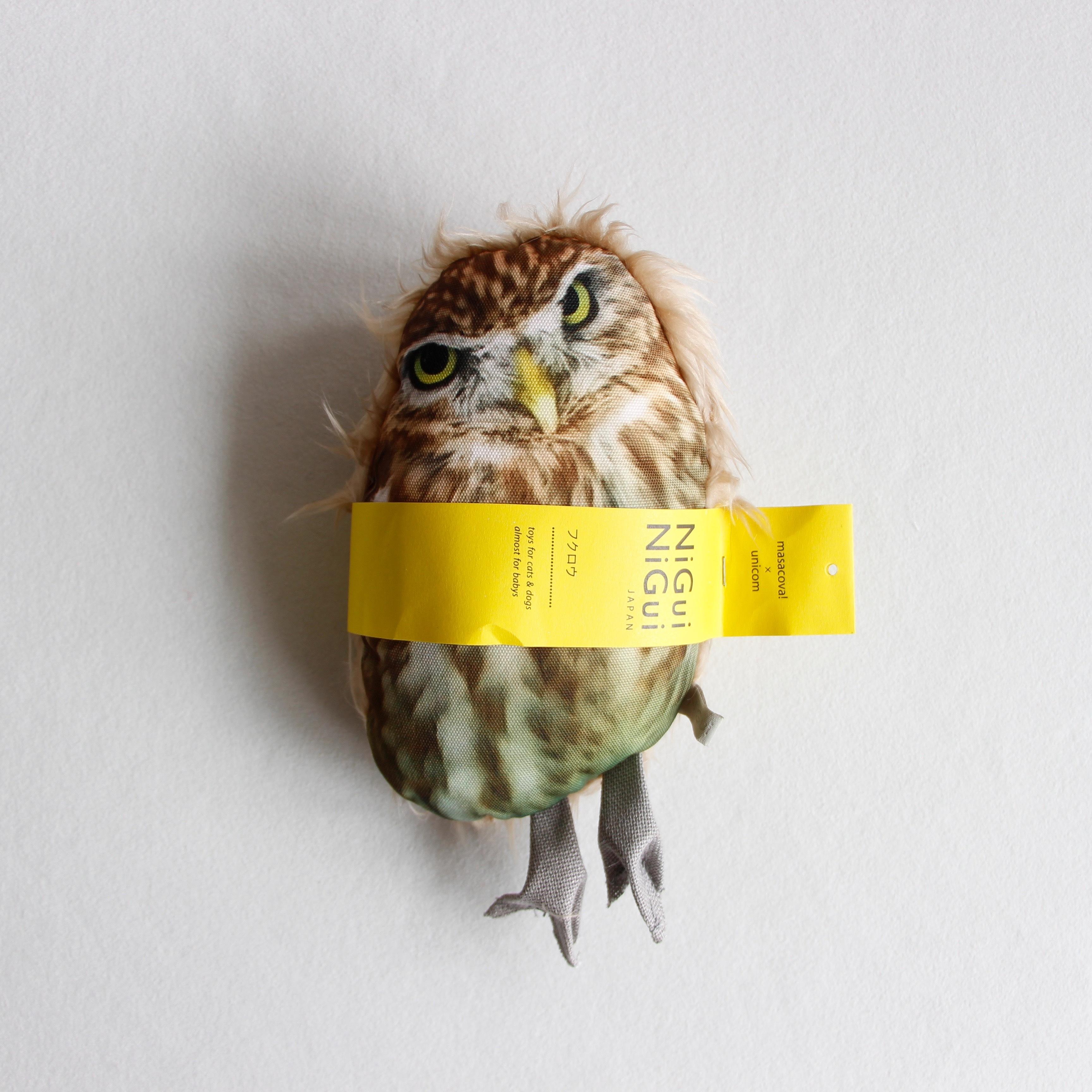 《masacova!》NiguiNiGui / Owl