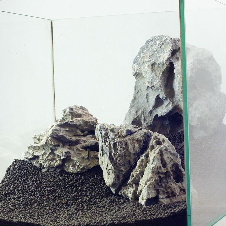 ss328.com_青龍石セット 30キューブ水槽 -20cm SS328 アクアリウム | 苔庵 介る