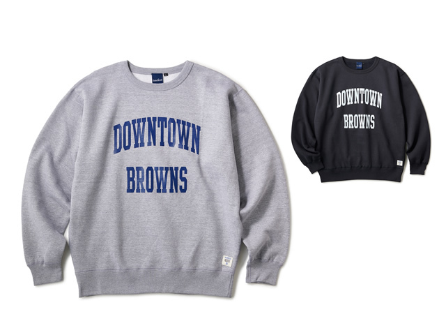 INTERBREED|BROWNS College Crew