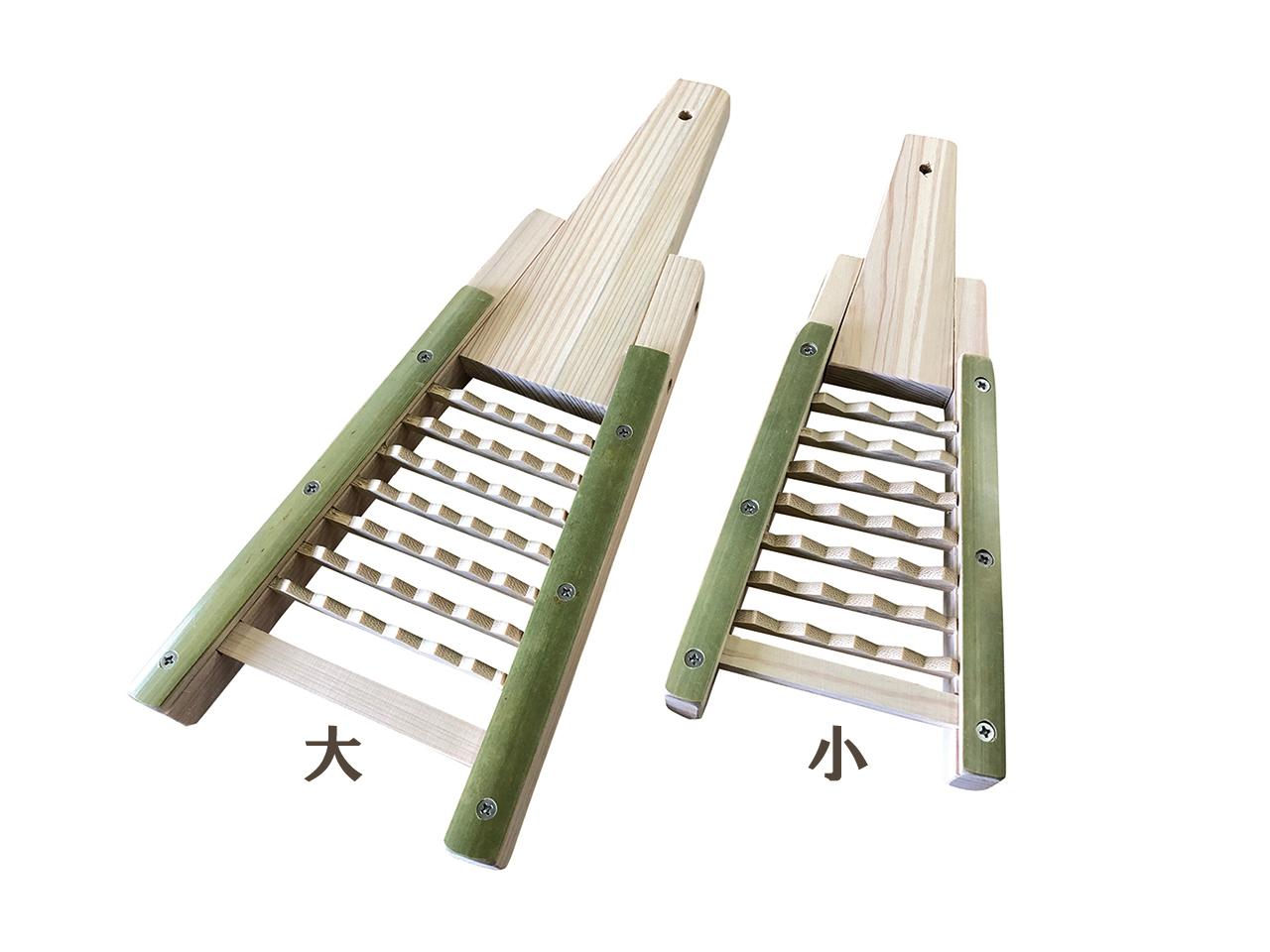 木製調理器 「青竹鬼おろし 小」 ポストIN発送対応商品