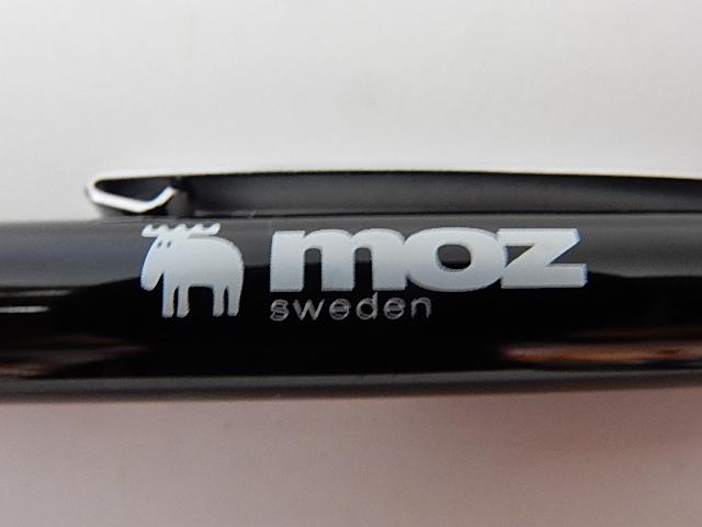 大人気!! 毎日使うほど愛おしくなるMOZのボールペン