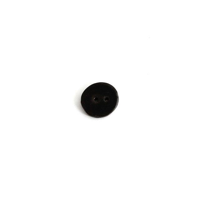Atelier LInk 陶器でできた釦 【無患子(むくろじ)  23mm  2個】