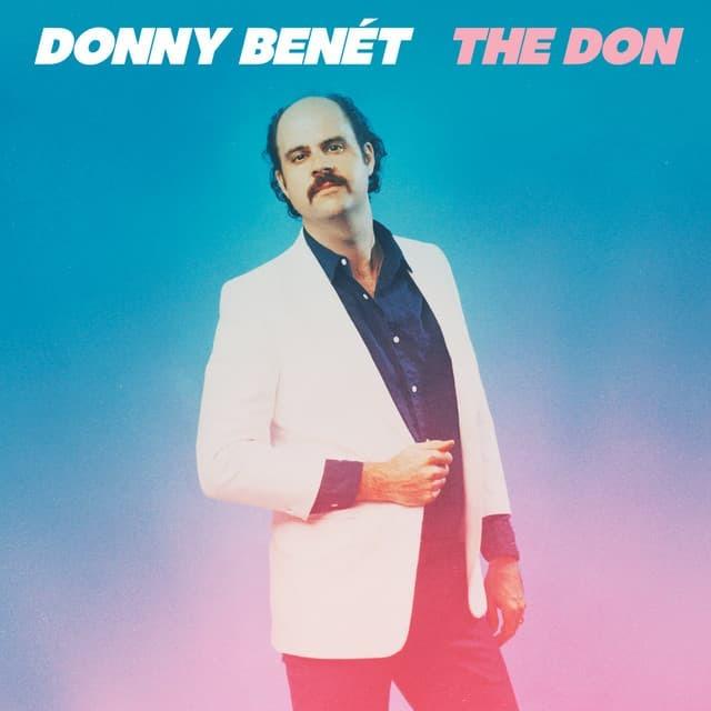 DONNY BENET - The Don (LP)