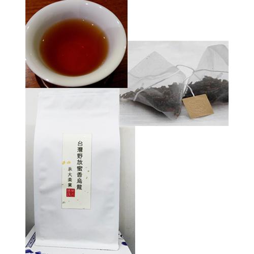 台湾野放蜜香烏龍茶 ティーバッグタイプ