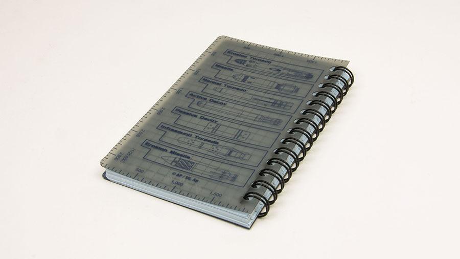 蒼き鋼のアルペジオ-アルス・ノヴァ- DC イ401 防水手帳  / グルーヴガレージ