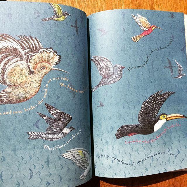絵本「The Conference of the Birds/Peter Sis」 - 画像3