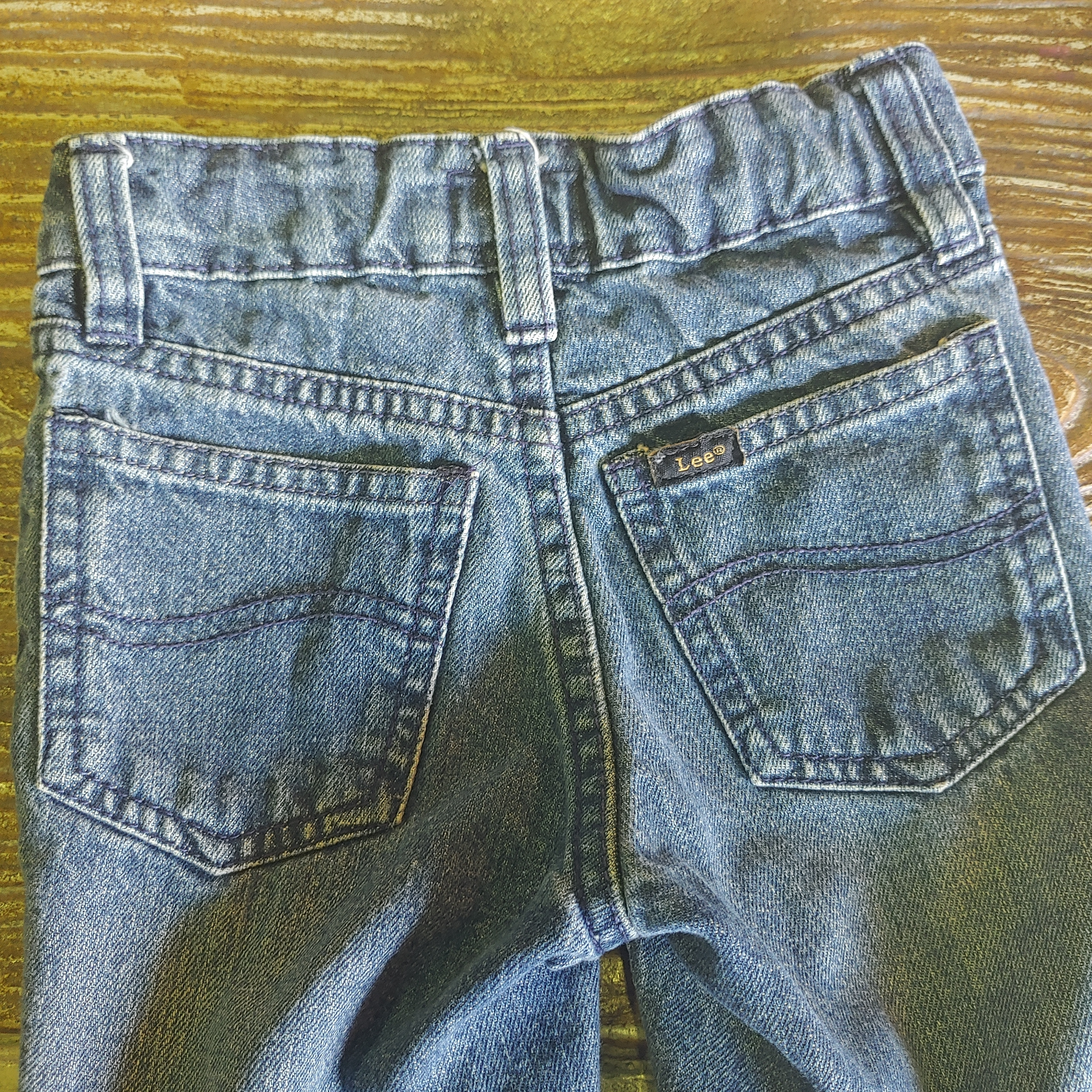 【KIDS USED】Lee Denim Pants*12M