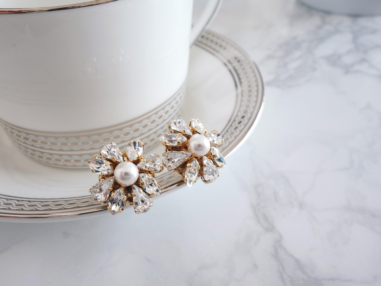 daisy bijou pierce,earring