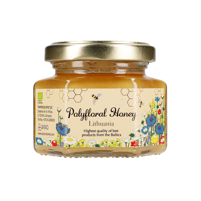 Polifloral Honey                   (夏の百花蜜)