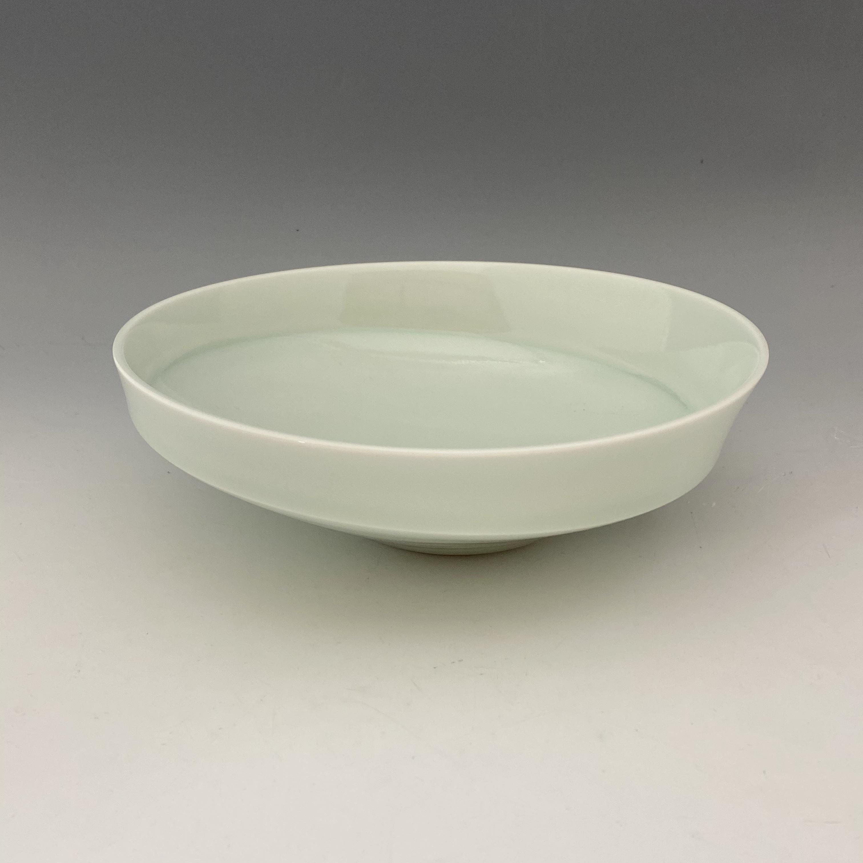 【中尾純】青白磁鉢(中)