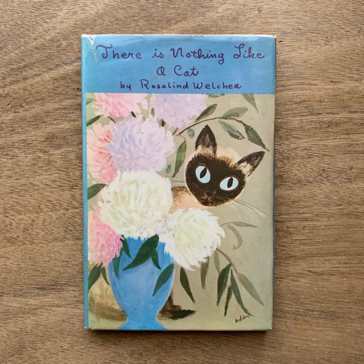 There is nothing like a cat / Rosalind Welcher