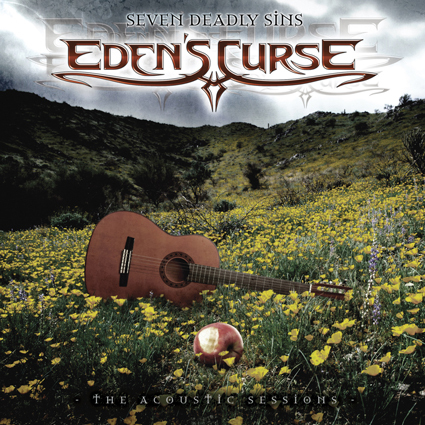 "EDEN'S CURSE ""Seven Deadly Sins - The Acoustic Sessions"" (輸入盤)"