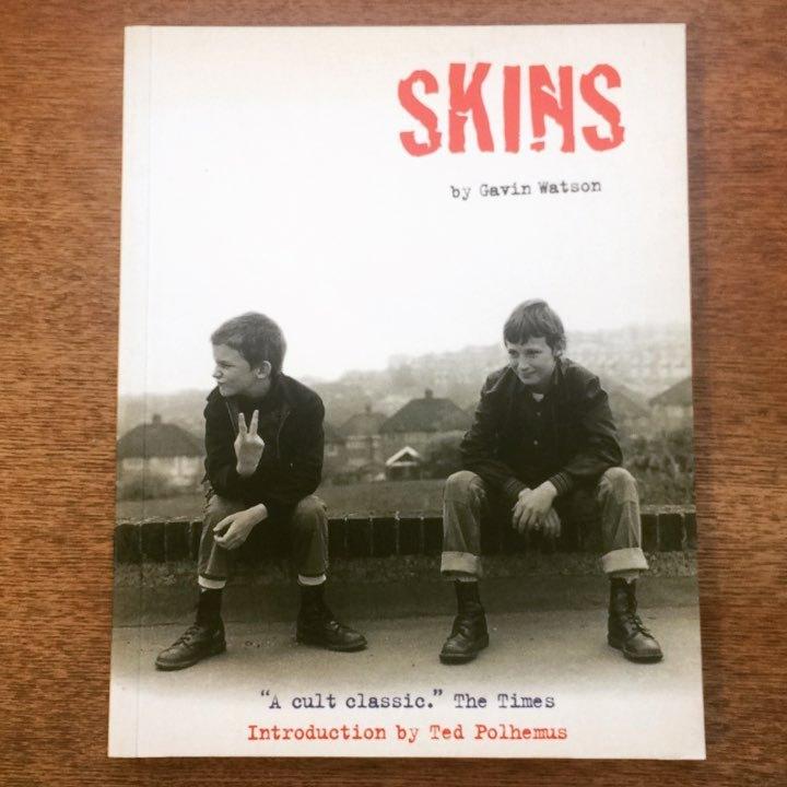 スキンズ(スキンヘッズ)写真集「Skins/Gavin Watson」 - 画像1