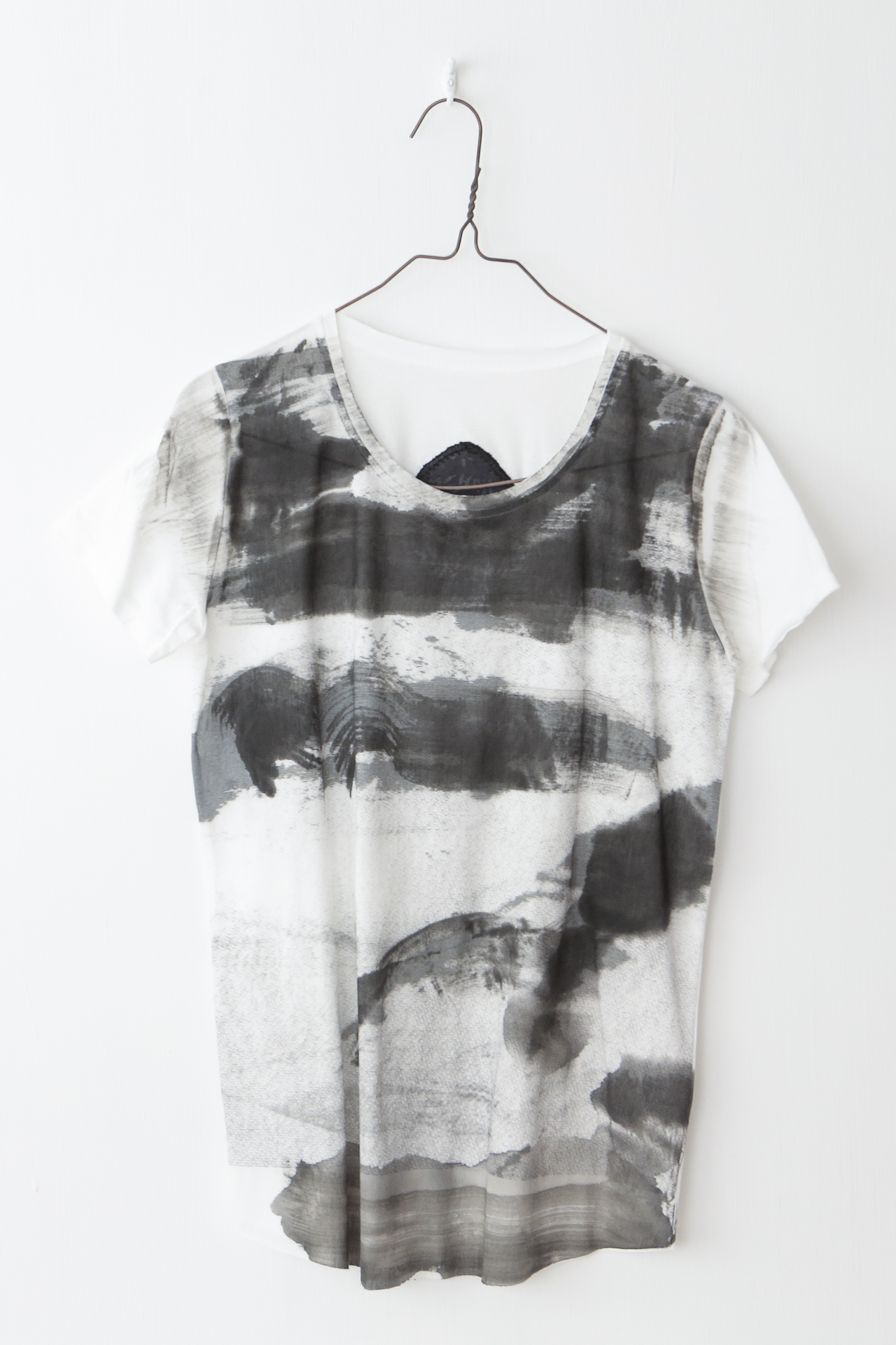 T-shirt【COTTON コットン】[Hand Painted]CS2117[税/送料込]