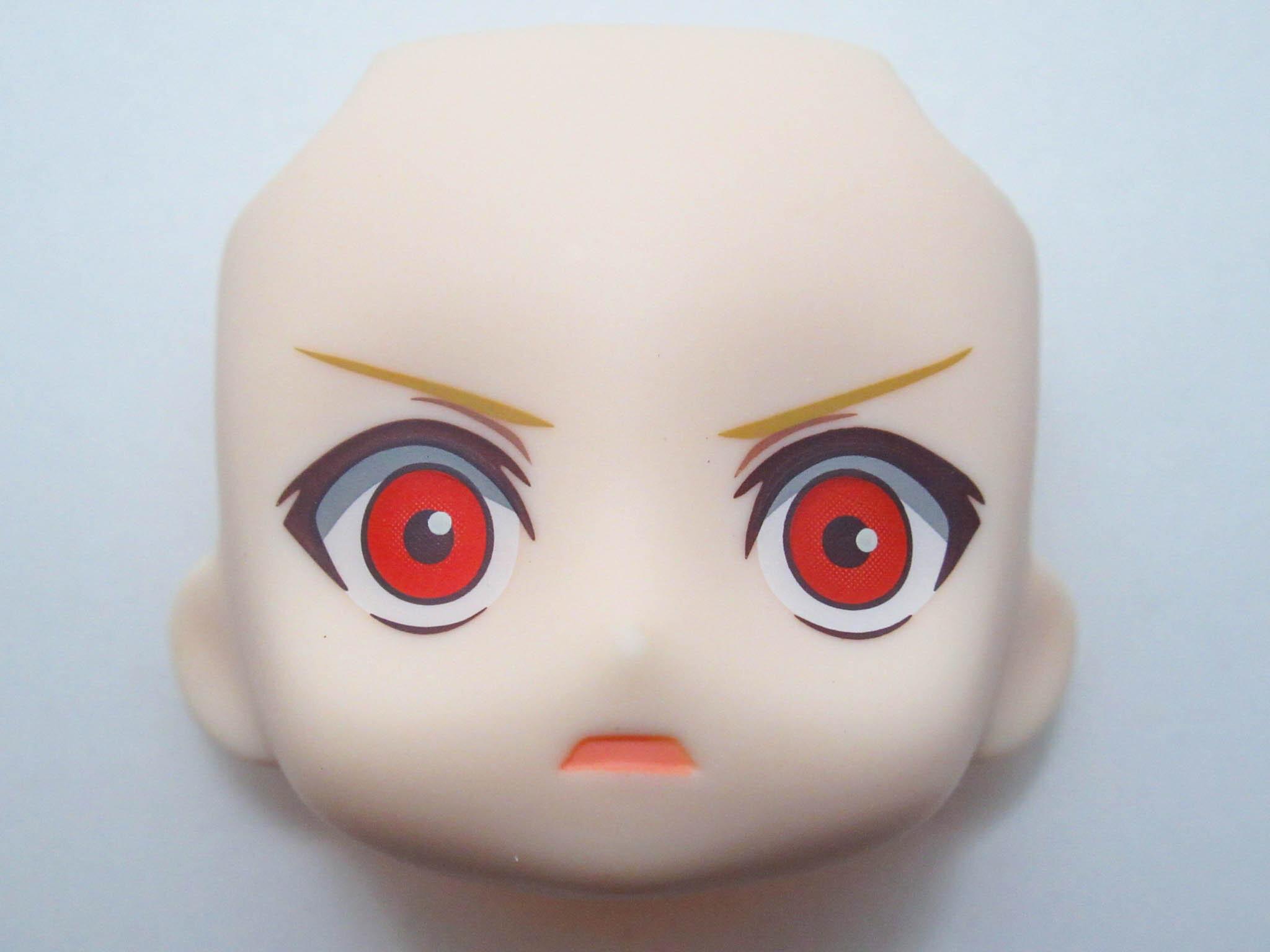【1185】 クラピカ 顔パーツ 緋の眼顔 ねんどろいど