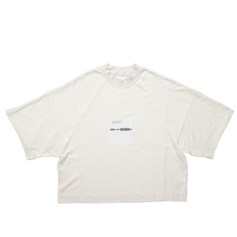 677CPM14-PLASTER / Shapednoise ボックス Tシャツ