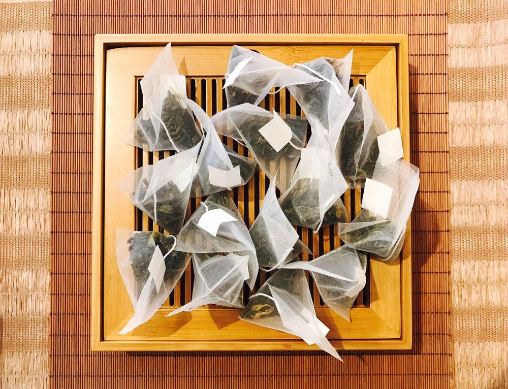 《台湾の烏龍茶コンテスト受賞》鹿谷鄕凍頂烏龍茶/ティーバッグ 15包