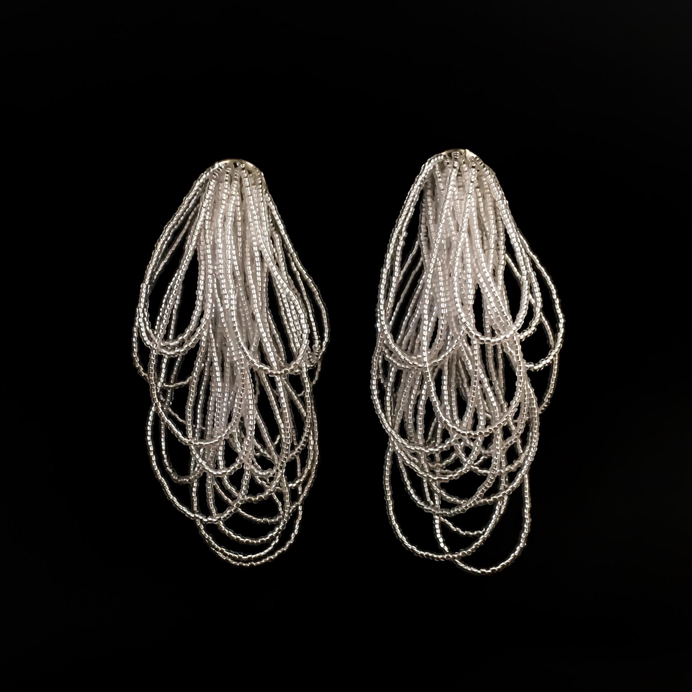 E-27 pierce/earring(silver)