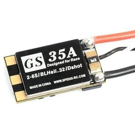 Spedix GS35 2-6S 32Bit DShot1200 35A ESC