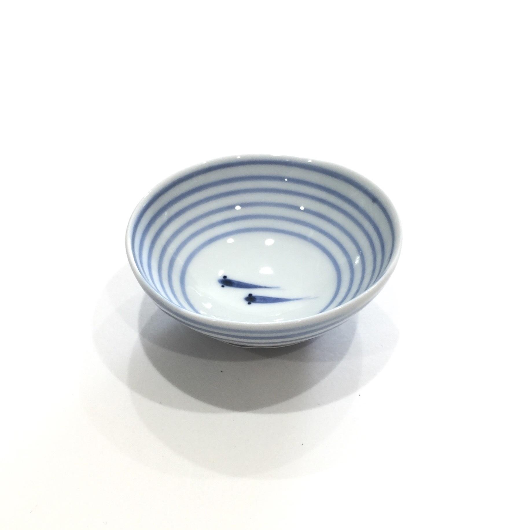 うずめだか  丸小鉢