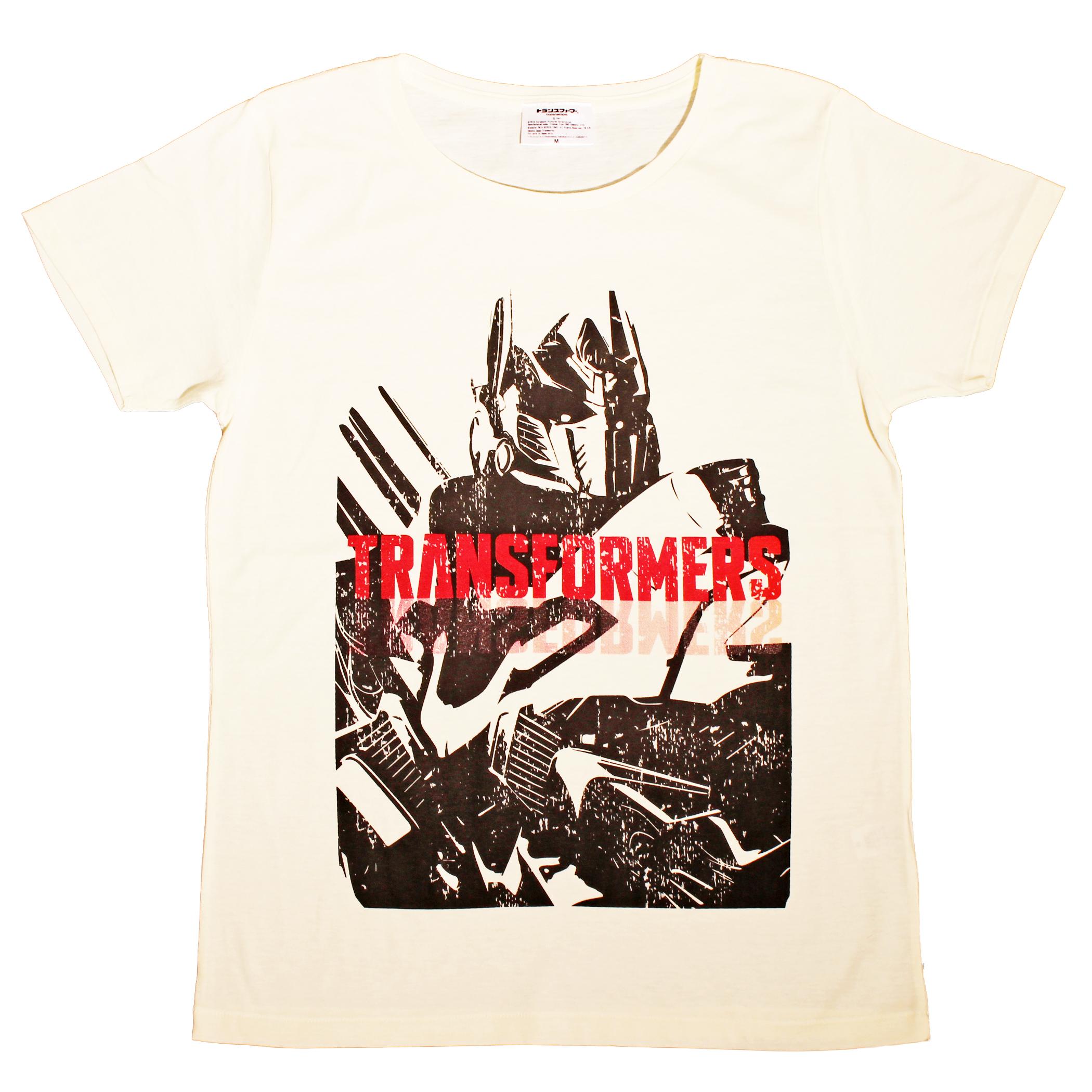 【トランスフォーマー】映画:トランスフォーマー・ロストエイジ|オプティマス・プライムアートグラフィックTシャツ