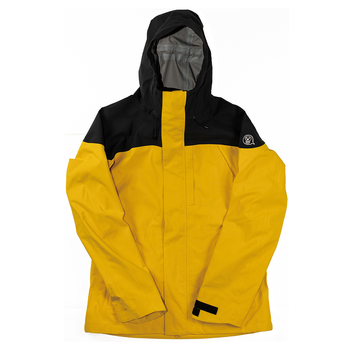 unfudge snow wear // PEEP JACKET // YELLOW //  1920PJY
