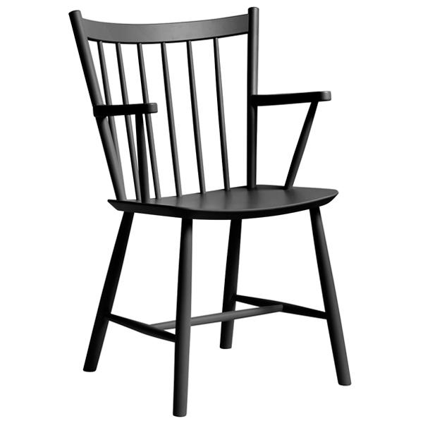HAY J42 Chair ブラック