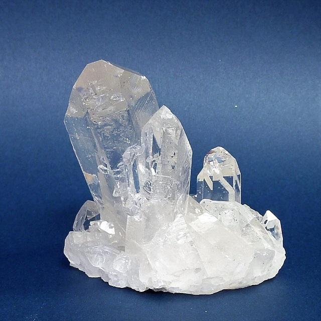 ブラジルトマスゴンサガ産水晶クラスター 上質 157g