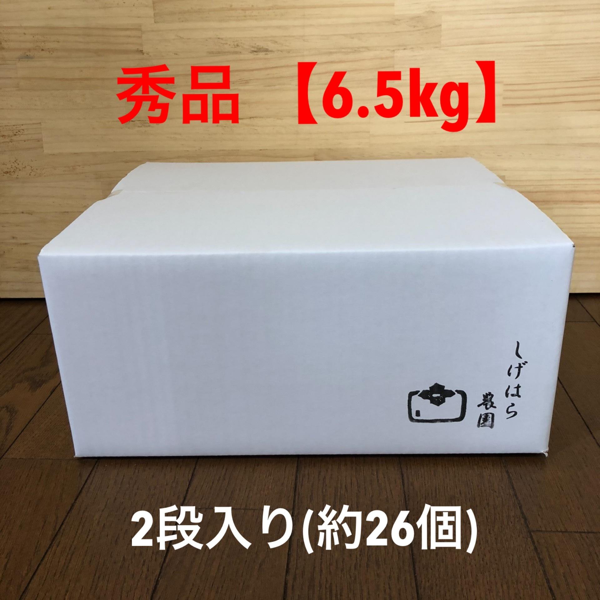 [予約販売] 次郎柿 秀品 【6.5kg】