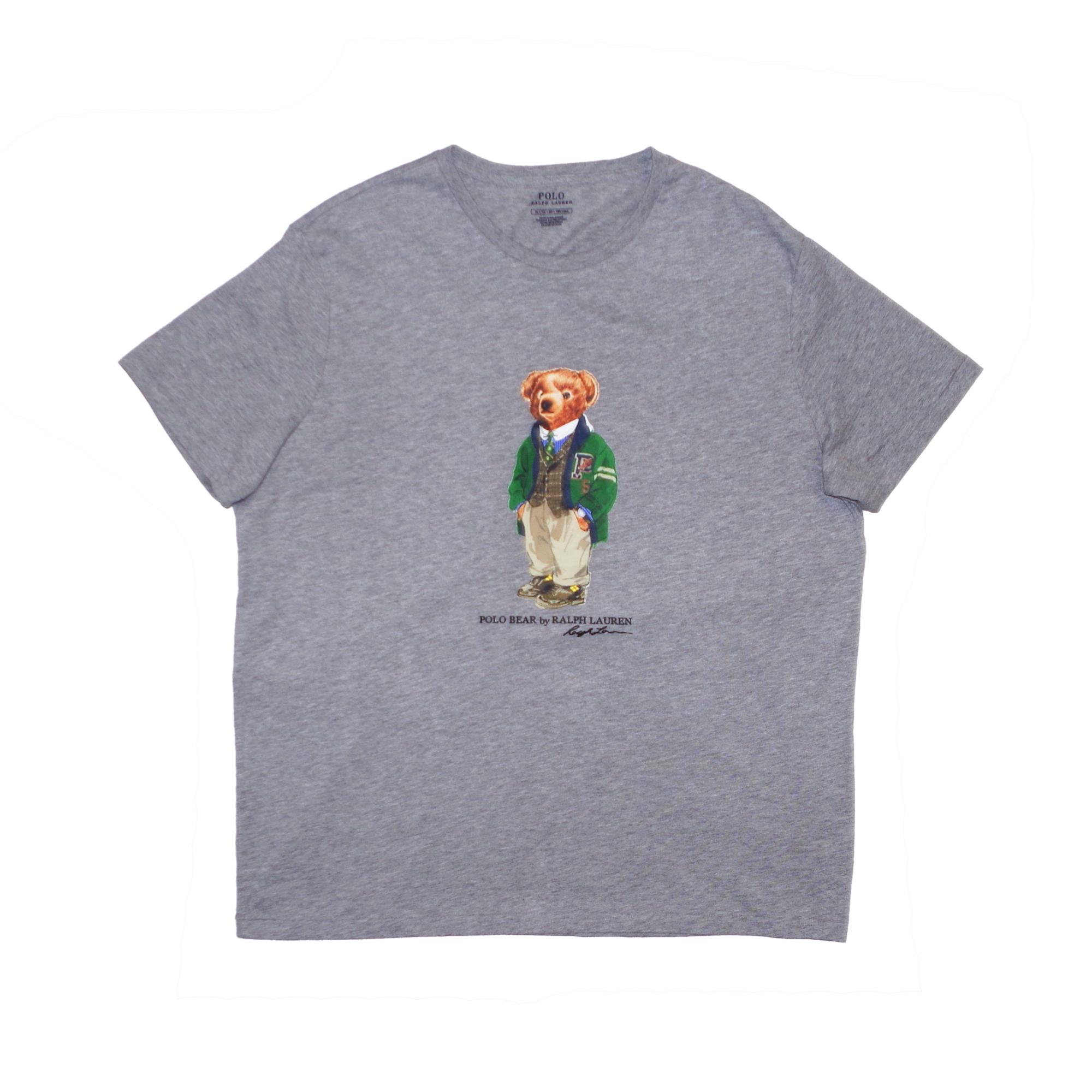 POLO RALPH LAUREN Polo Bear T-Shirts GRAY