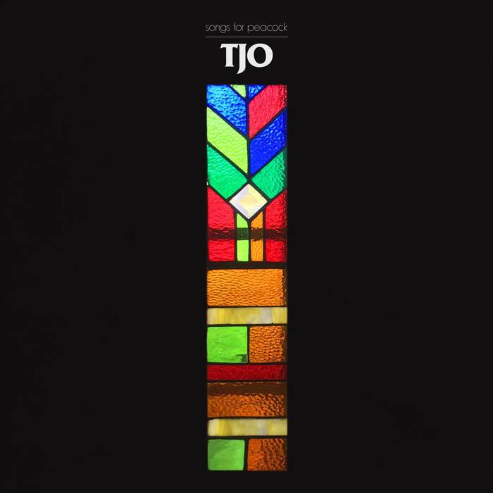 TJO (Tara Jane O'Neil) - Songs For Peacock (LTD. Glass Blue LP + 5 Postcard)