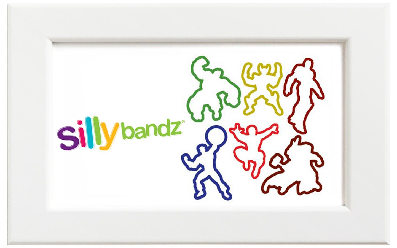 Silly bandz/シリーバンズ マーベル