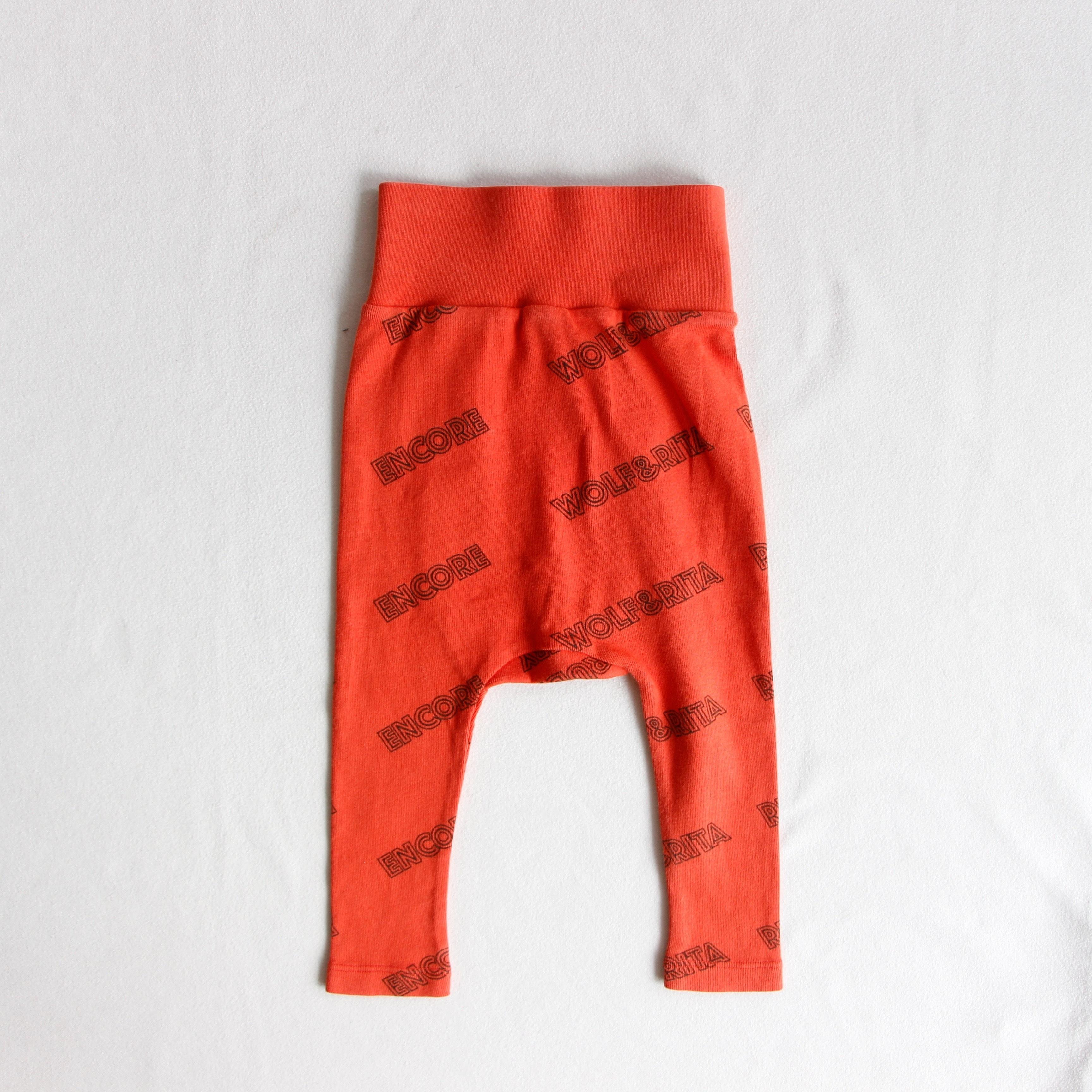 《WOLF & RITA 2020SS》JOAO Leggings / RUDY RUBY RED