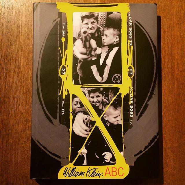 写真集「ABC/William Klein」 - 画像1