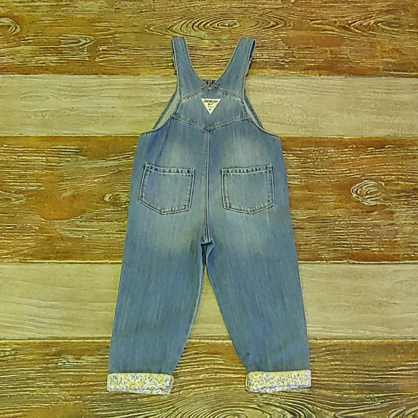【KIDS USED】Oshkosh Overall*4T
