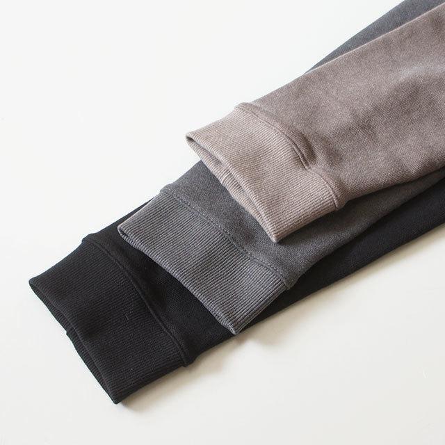 【再入荷なし】 Neu-tral wear life ニュートラルウェアライフ ピグメント裏毛ギャザープルオーバー (品番n-107)