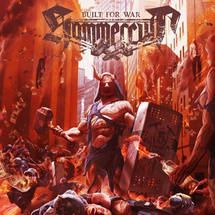 """HAMMERCULT """"Built For War"""""""