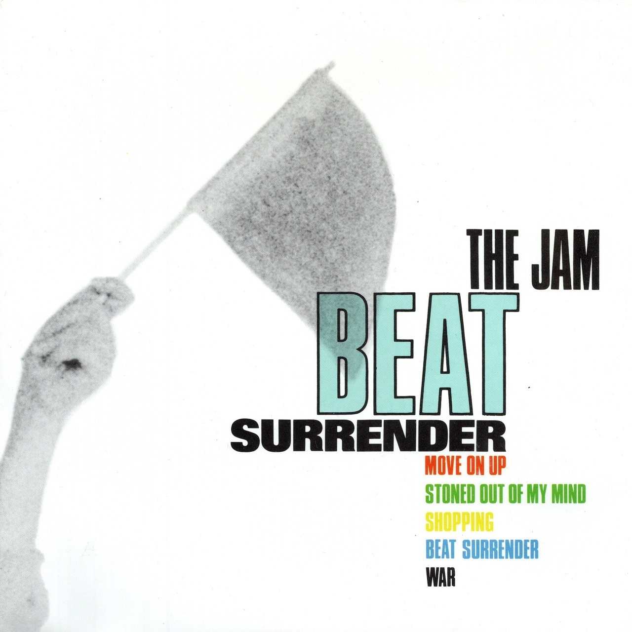 【7inch x 2・英盤】The Jam / Beat Surrender