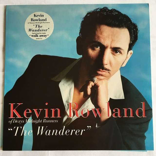 【LP・英盤】Kevin Rowland / The Wanderer