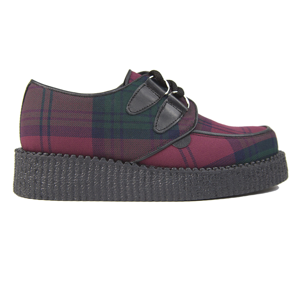 UNDER GROUND  BUCHANAN TARTAN