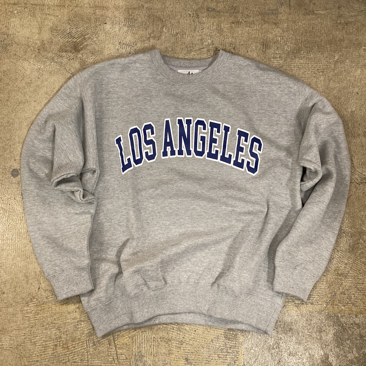 BLUE VALENTINE #Los Angeles Crew Neck