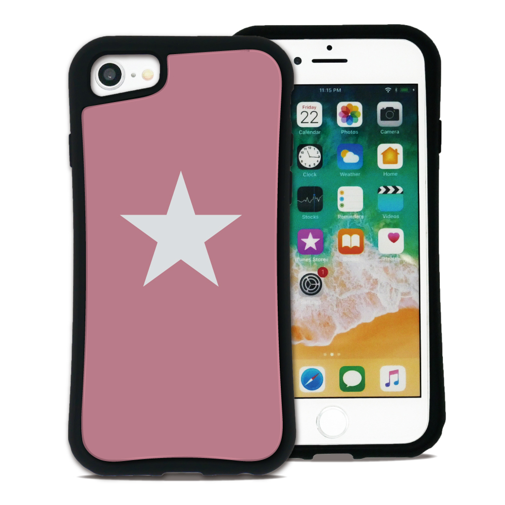 abfe457aef スター ピンク セット WAYLLY(ウェイリー) iPhone 8 7 XR XS X 6s 6 Plus ...