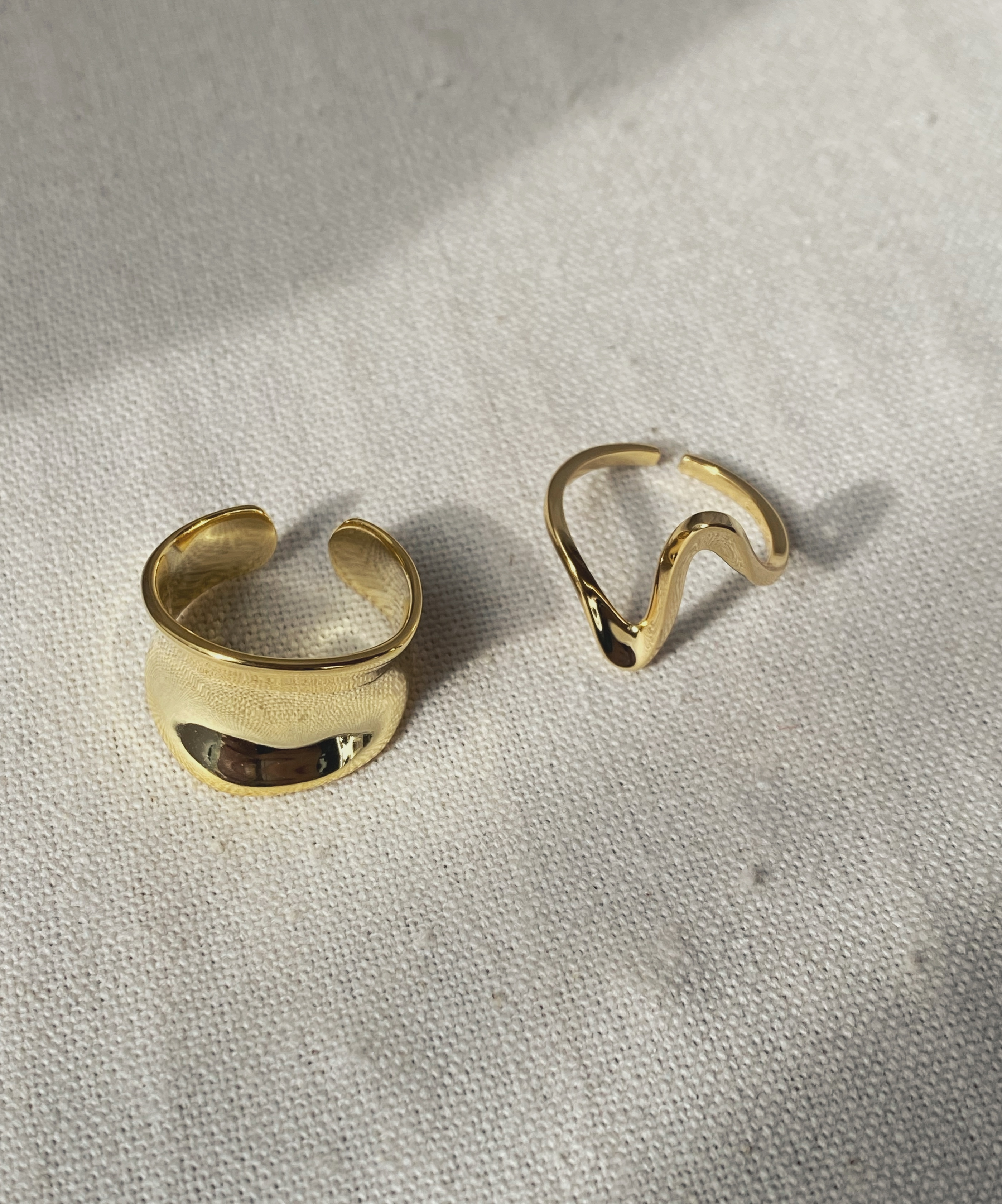 gold ring silver925