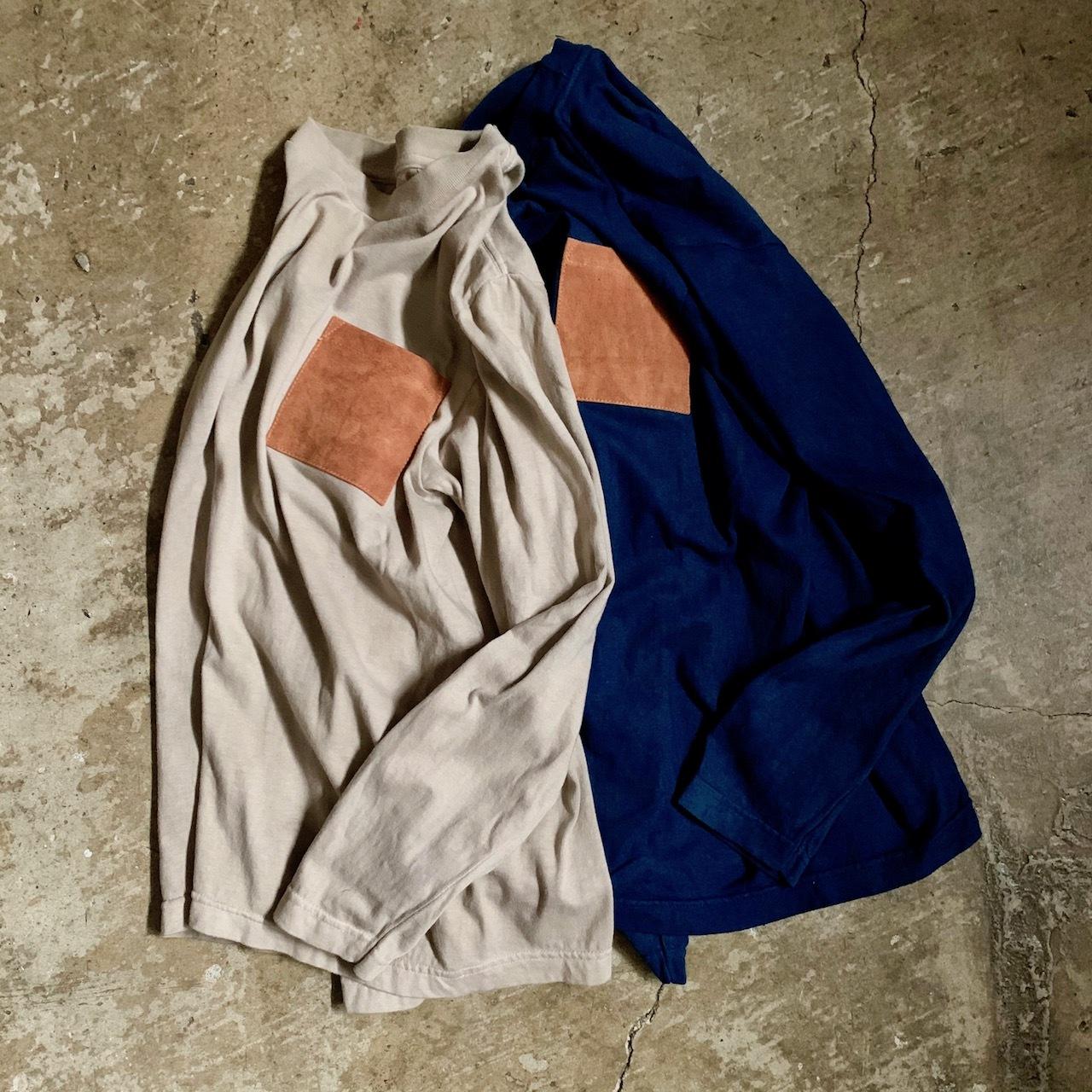 染め Long Sleeve T-shirt