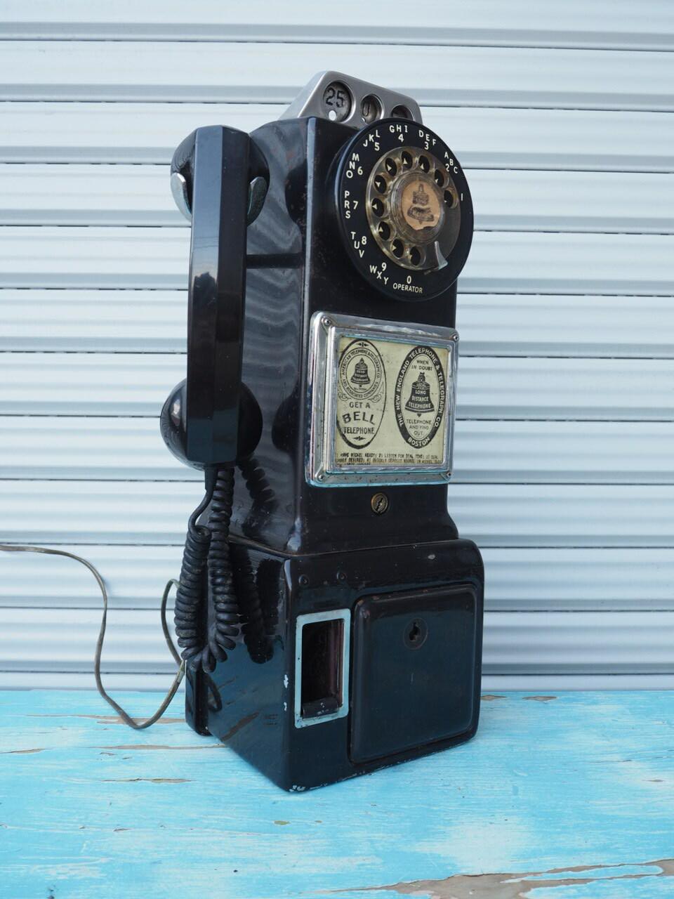 品番2958 公衆電話