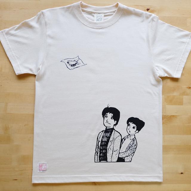 つげ義春T式シャツ「チーコ」