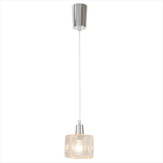 ペンダントライト LED使用可 Crack cube ~クラックキューブ~  CC-40281、2 キシマ - 画像1