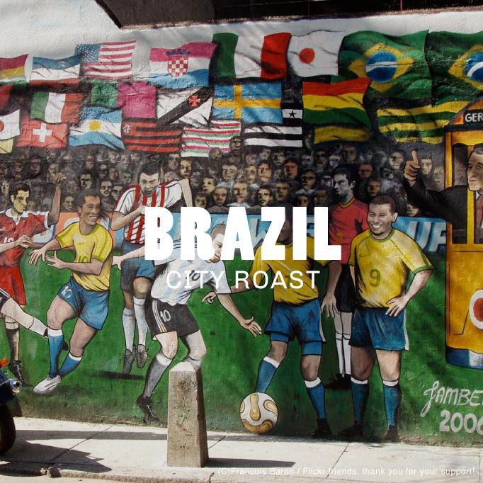 ブラジル|中煎り|200g