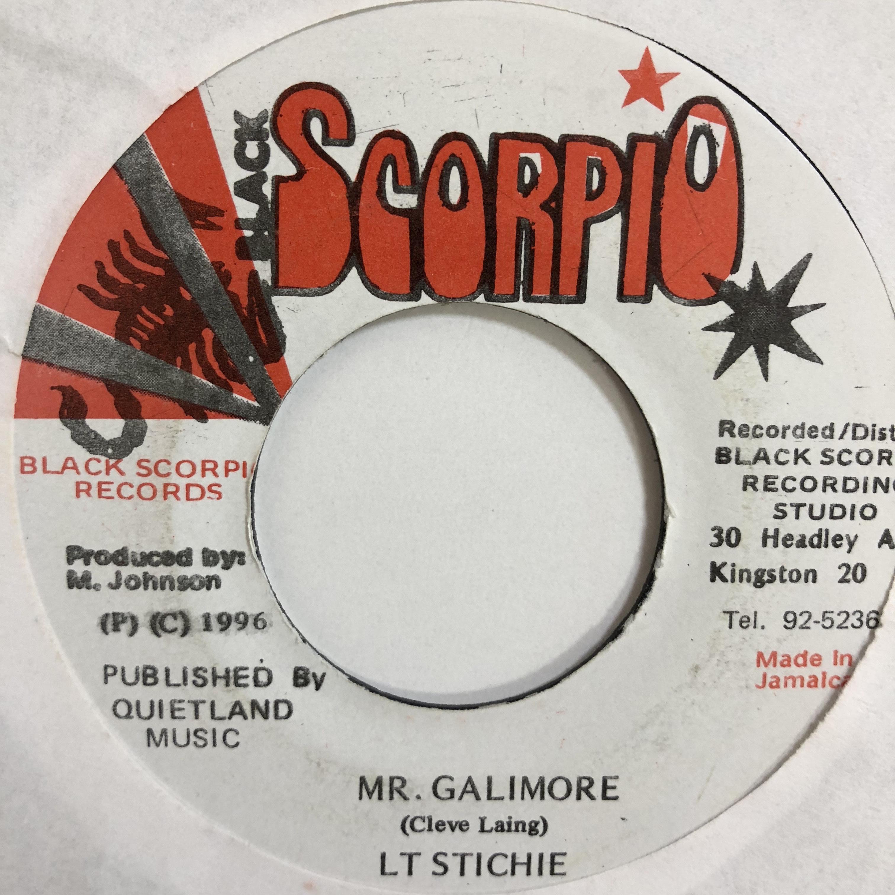 Lt. Stitchie - Mr. Galimore【7-10754】